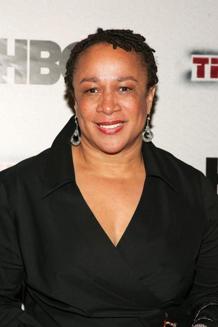 S. Epatha Merkerson at the premiere of