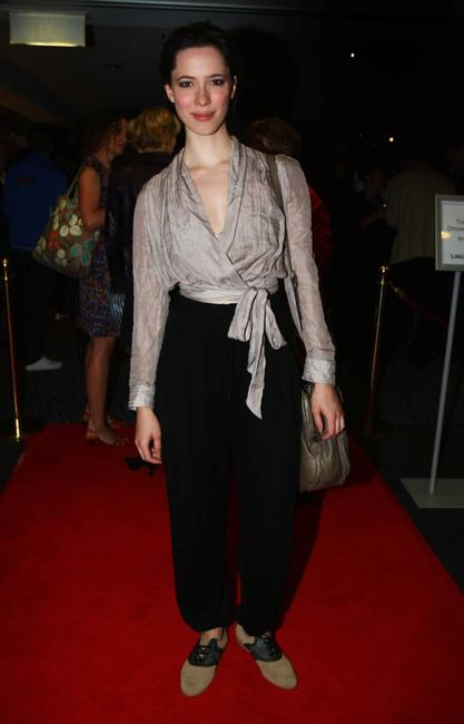 Rebecca Hall at the Cherry Orchard after party.