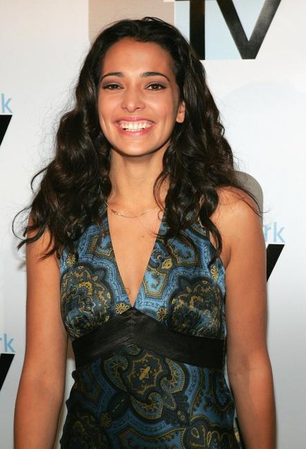 Natalie Martinez at the MyNetwork TV Upfront Presentation.