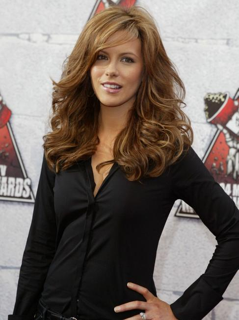 Kate Beckinsale at the 2004 MTV Movie Awards.