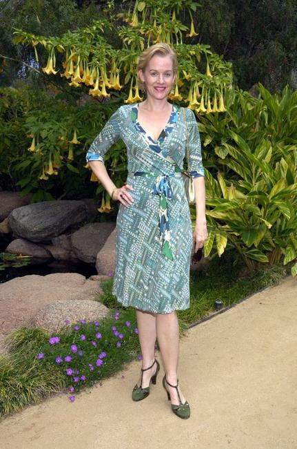 Penelope Ann Miller at the C.H.I.P.S Annual Spring Luncheon and Fashion Show.