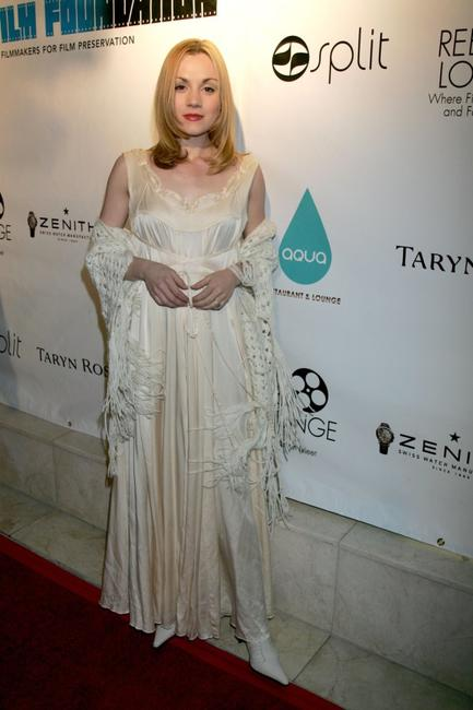 Rachel Miner at the Reel Lounge Gala Benefit For The Film Foundation.