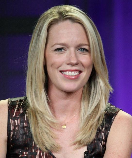Jessica St. Clair at the 2009 Winter Television Critics Association Press Tour.