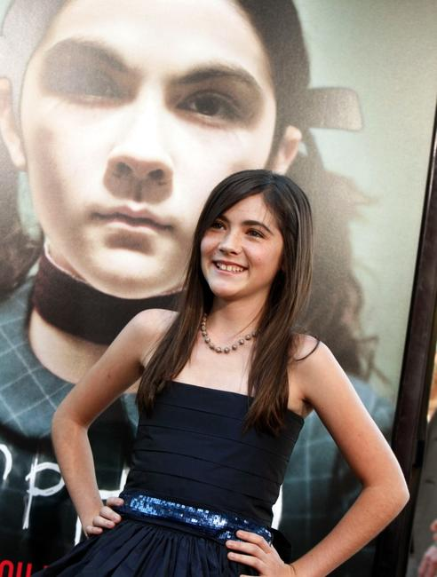 Isabelle Fuhrman at the California premiere of