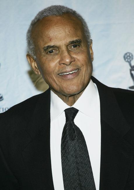 Harry Belafonte at the 32nd International Emmy Awards.