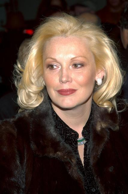 Cathy Moriarty at the benefit premiere of
