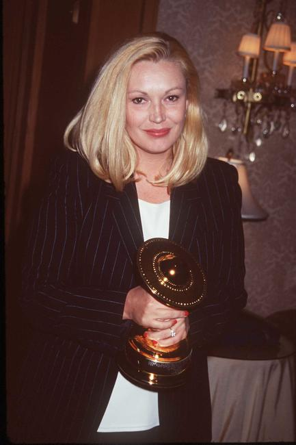 Cathy Moriarty at the 22nd Annual Saturn Awards.