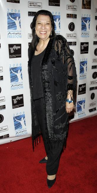 Shelley Morrison at the Celebration of Artistic Freedom Academy Awards Viewing Dinner.