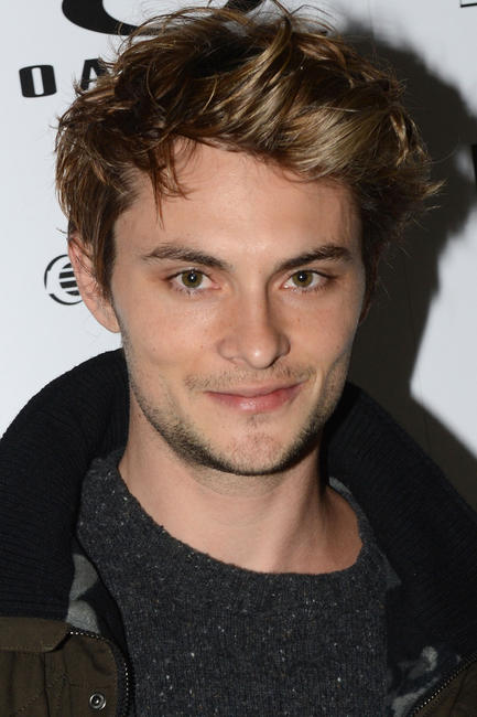 Shiloh Fernandez at the Oakley Learn To Ride In Collaboration With New Era in Utah.