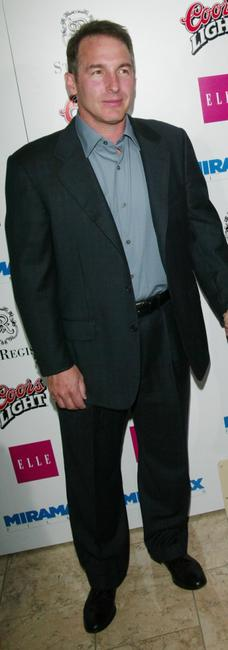 Brian Benben at the Miramax Pre-Oscar Max Awards party.