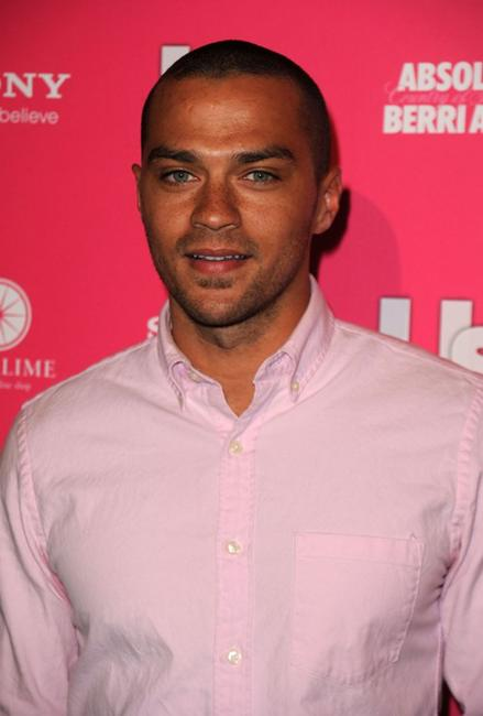 Jesse Williams at the US Weekly Hot Hollywood Style Issue celebration.