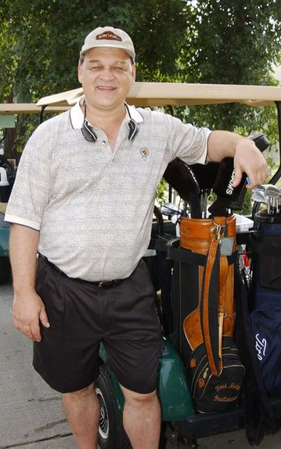 Ed O'Ross at the Annual Academy of Country Music Bill Boyd Celebrity Golf Classic.