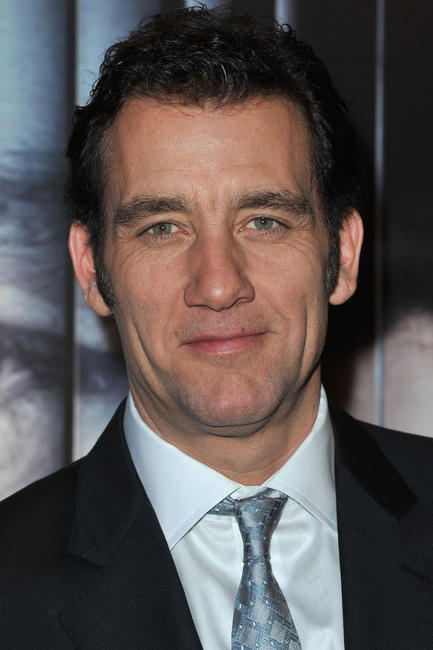 Clive Owen at the
