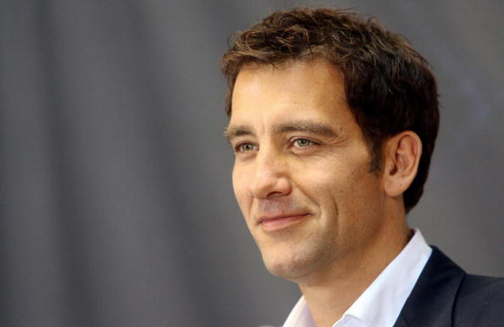 Clive Owen at a photocall in Germany for