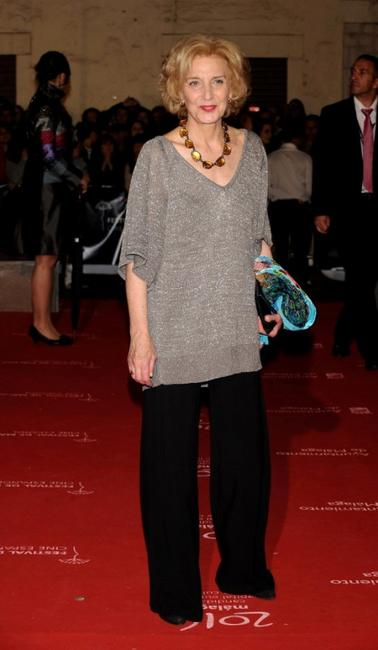 Marisa Paredes at the 12th Malaga Film Festival.