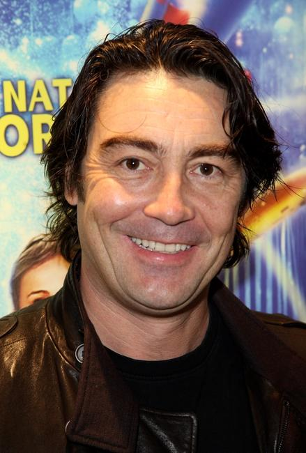 Nathaniel Parker at the UK premiere of