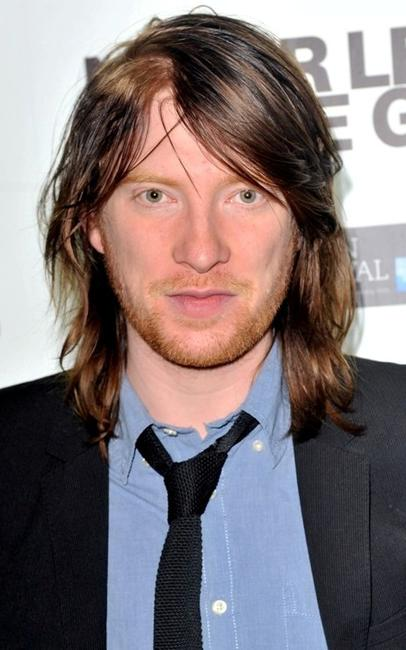 Domhnall Gleeson at the after party of