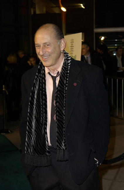 Richard Portnow at the premiere of