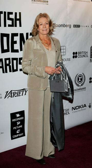 Vanessa Redgrave at the British Independent Film Awards.