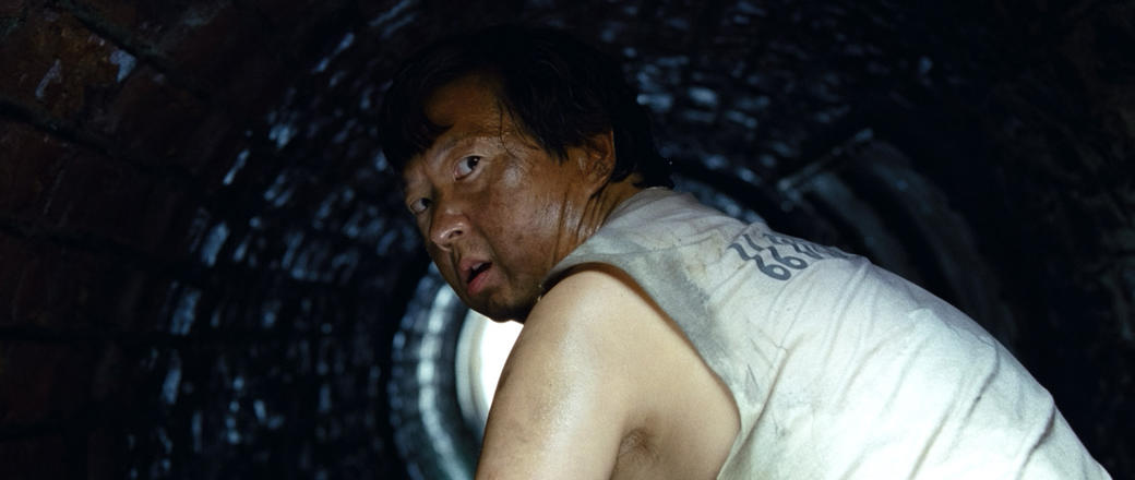 Ken Jeong as Mr. Chow in