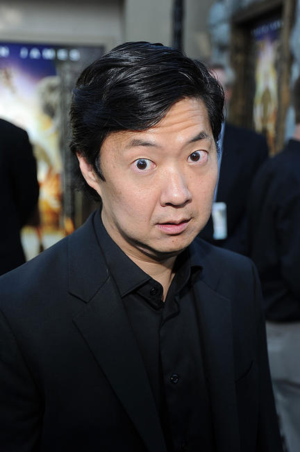 Ken Jeong at the California premiere of