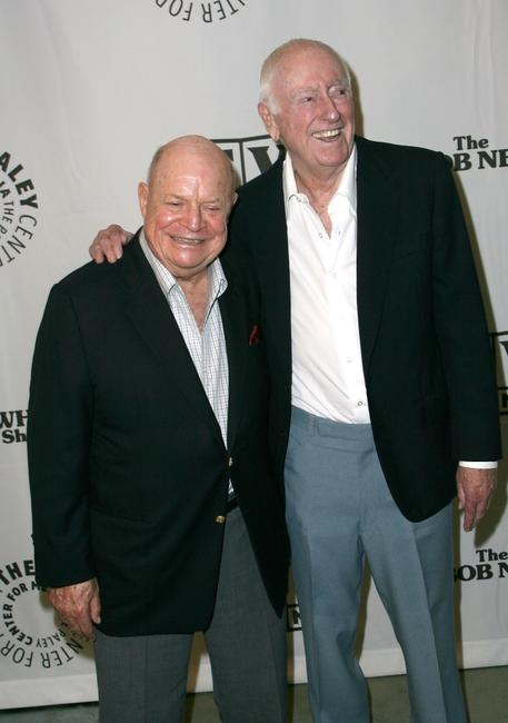 Don Rickles and Dick Martin at the Paley Center for Media and TV Land salute of