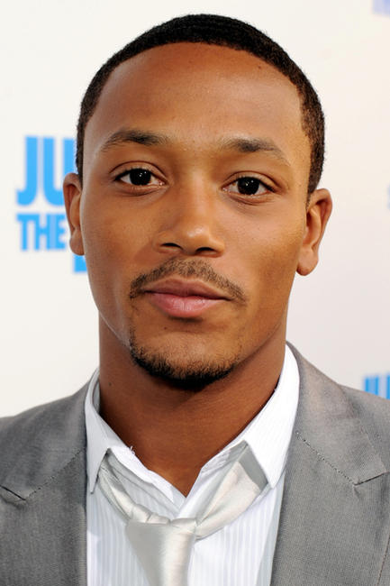 Romeo Miller at the California premiere of
