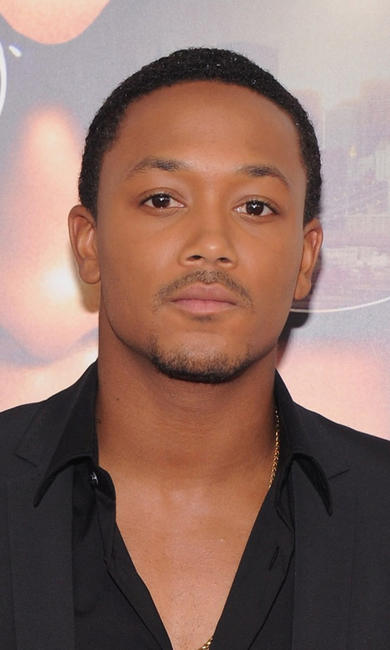 Romeo Miller at the New York premiere of