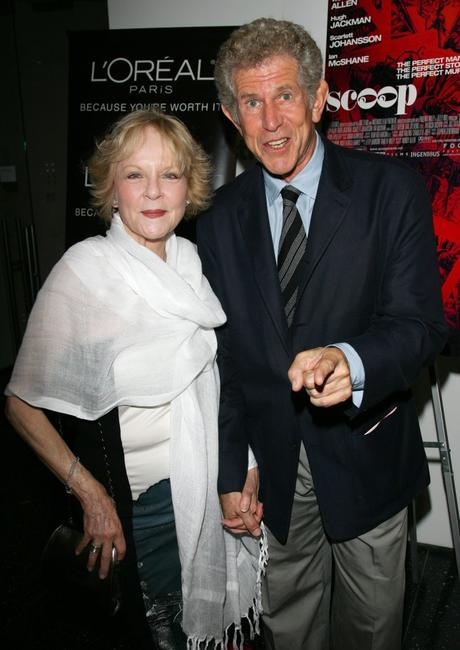 Tony Roberts and his wife at the Focus Features and Loreal premiere of