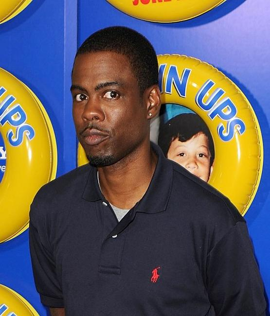 Chris Rock at the New York premiere of