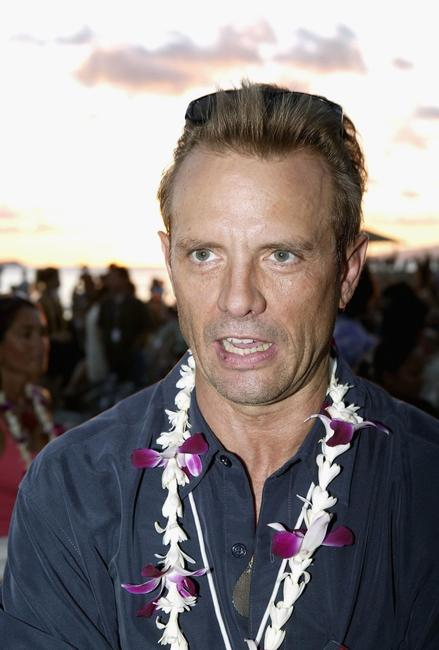Michael Biehn at the Hawaii premier of NBC's new police drama