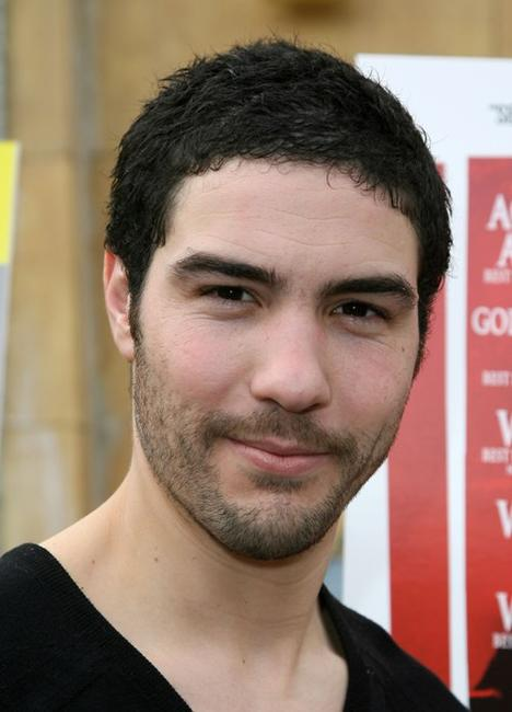 Tahar Rahim at the Golden Globe Foreign-Language Nominees Seminar.