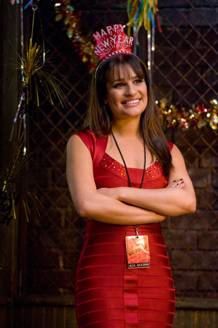 Lea Michele as Elise in