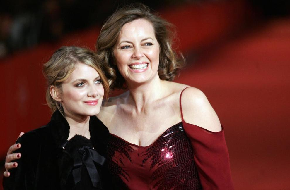 Greta Scacchi and Melanie Laurent at the