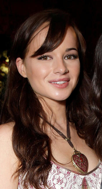 Ashley Rickards at the Day 1 of the Melanie Segal's Celebrity Save Our Seas Lounge in California.
