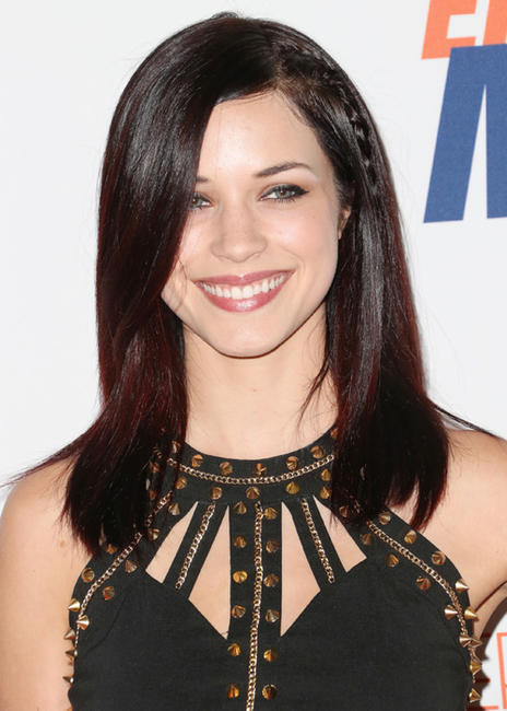 Alexis Knapp at the 20th Annual Race to Erase MS Gala