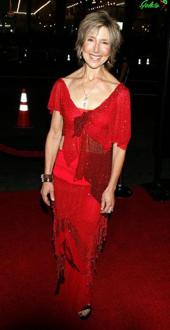 Lin Shaye at the premiere of New Line Cinema's