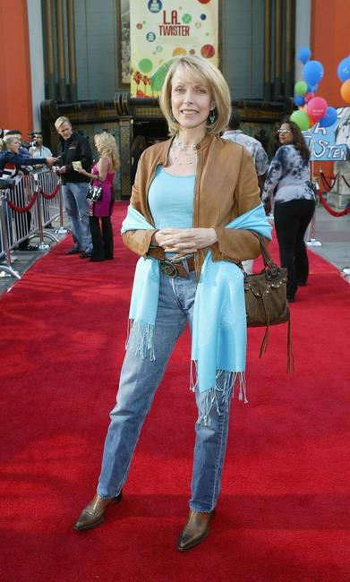 Susan Blakely at the Hollywood premiere of