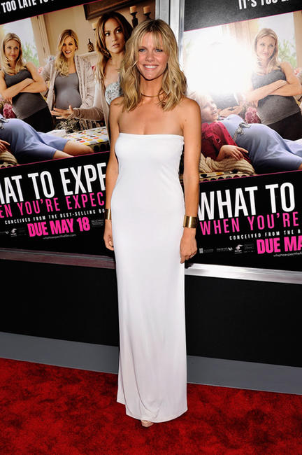 Brooklyn Decker at the New York premiere of