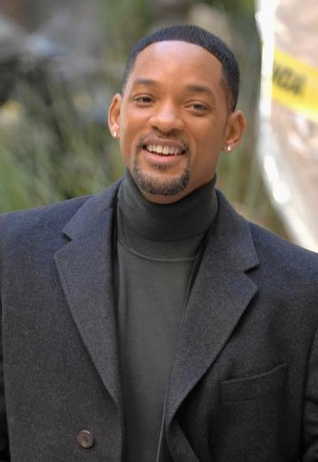 Will Smith at the Madrid photocall of