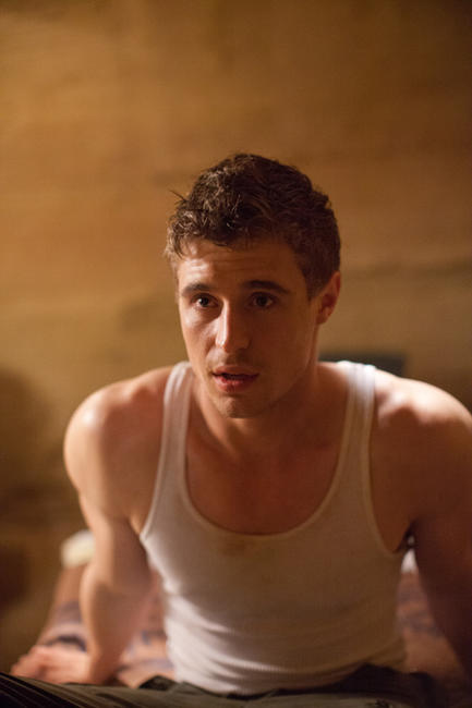 Max Irons in