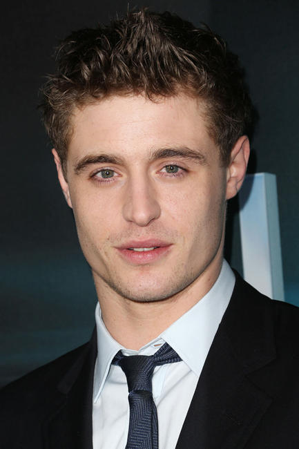 Max Irons at the California premiere of