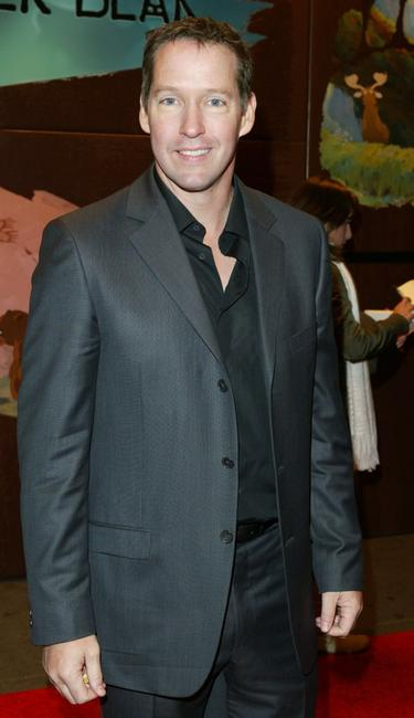 D.B. Sweeney at the New York premiere of
