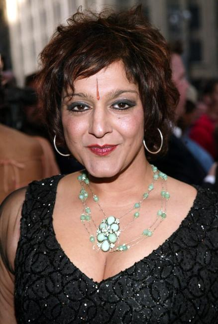 Meera Syal at the opening night of