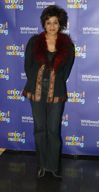 Meera Syal at the 33rd Annual Whitbread Book Awards.