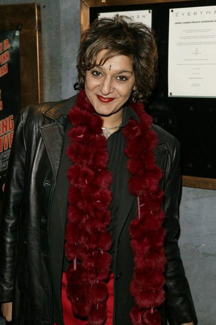 Meera Syal at the UK premiere of