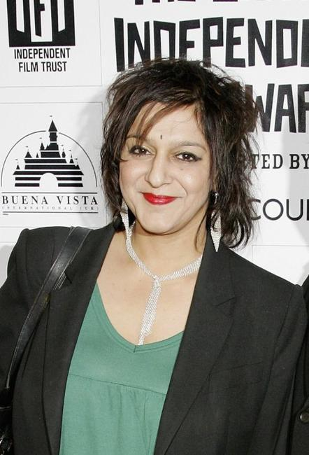 Meera Syal at the British Independent Film Awards.
