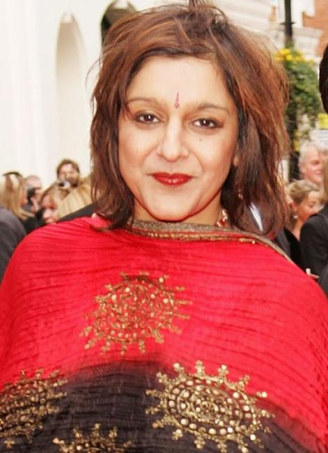 Meera Syal at the Pioneer British Academy Television Awards.