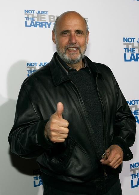 Jeffrey Tambor at the wrap party and DVD release for