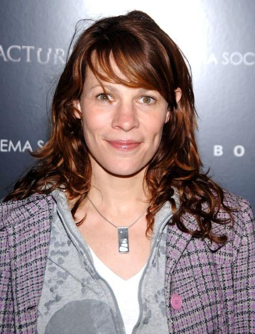 Lili Taylor at the New York screening of